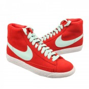 Nike Blazer promotions Nike Femme High Mint Rouge (3jBgA)