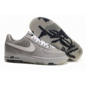 Acheter Chaussures Nike Air Force 1 Basse '06 Gris Blanc Femme (YiYwc)