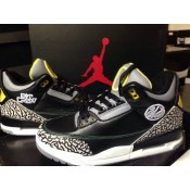 Nike pas cher Jordan 3 oregon away (NOerR)